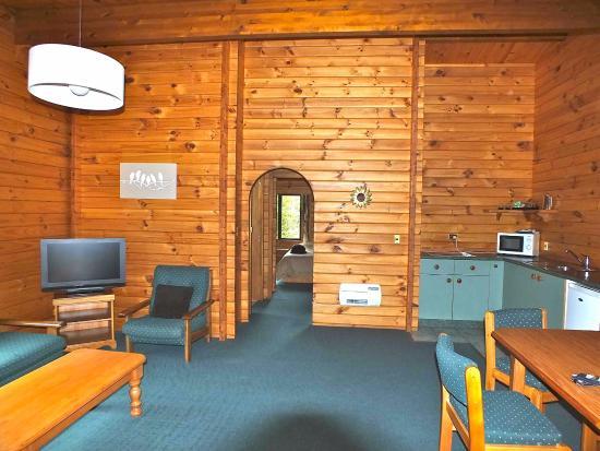 Alpine Lodge: Séjour Alpine Chalet