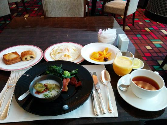The Westin Tokyo: Breakfast