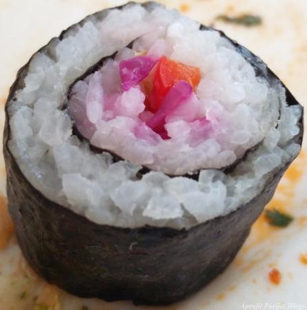 Senses: Veg Sushi