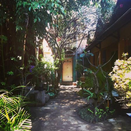 Edy Homestay: Suasana Hotel
