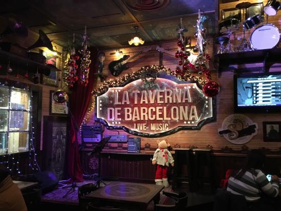 Picture of la taverna de barcelona barcelona - Mobile bar taverna ...