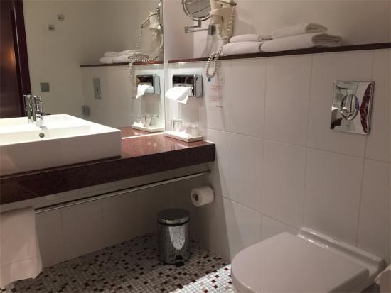 Nordic Hotel Forum: toilet