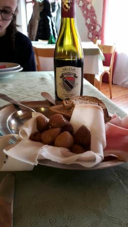 Champorcher, إيطاليا: Ristorante Bar Mellier