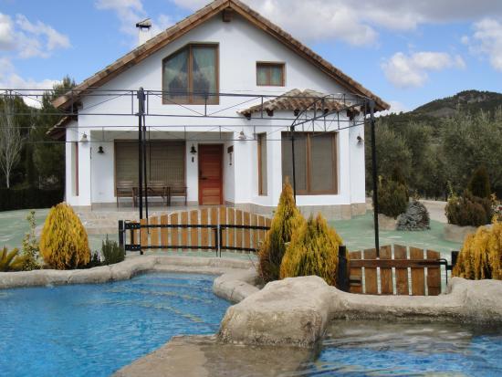 casa rural yeste