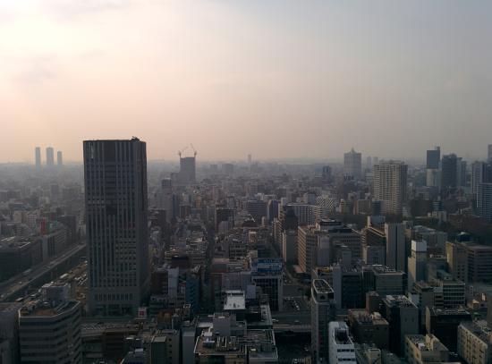 The St. Regis Osaka: View