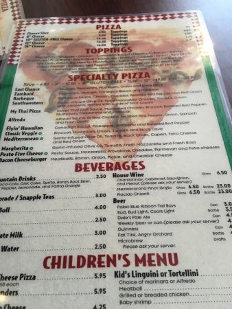 Pizza On the Run: Yum!