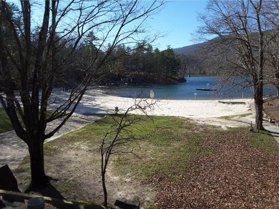 Clifton Forge, Wirginia: Beach area