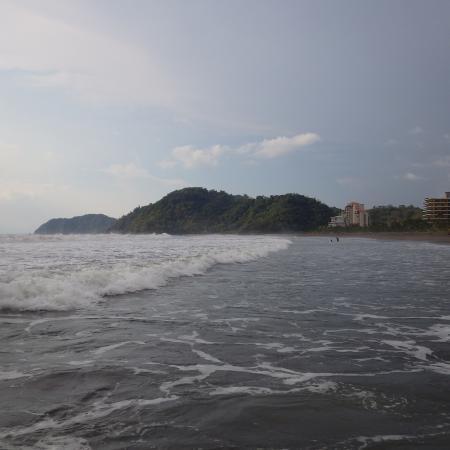Cabinas Roble Mar: Beach
