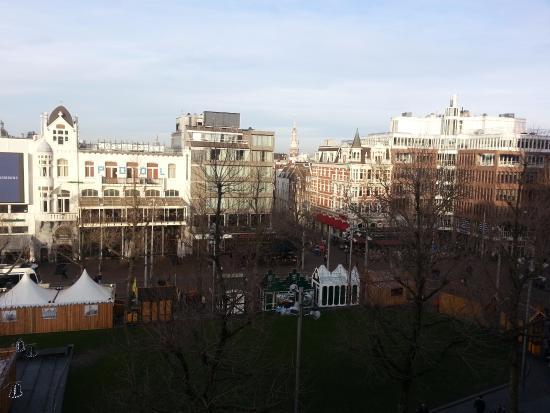 NH Amsterdam Schiller: Vista