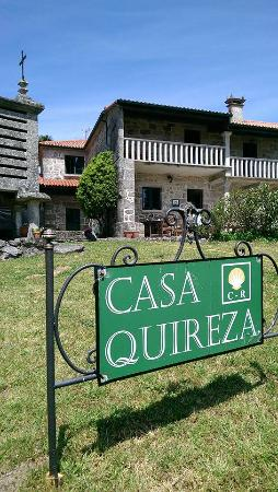 Casa Quireza : The house from the outside