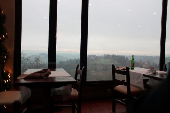 ristorante - vista panoramica 2 - picture of bel soggiorno, san ... - Hotel Bel Soggiorno San Gimignano Tripadvisor 2