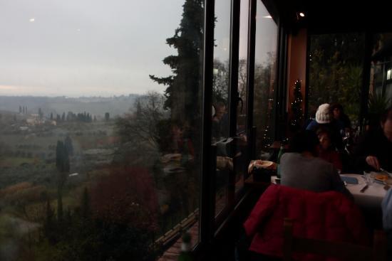 Ristorante - vista panoramica 2 - Picture of Bel Soggiorno, San ...