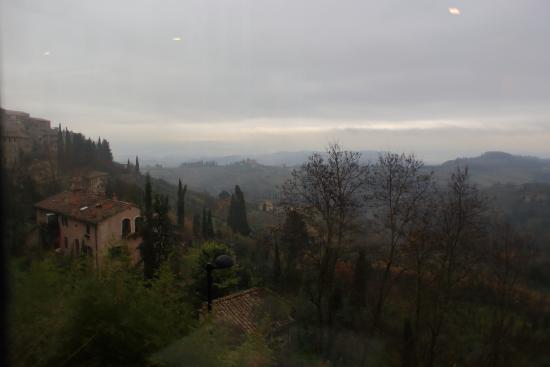 ristorante - vista panoramica 2 - picture of bel soggiorno, san ... - Bel Soggiorno San Gimignano Italy 2