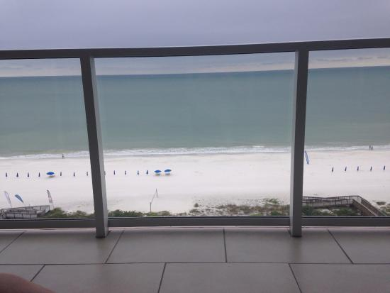 Marriott's Crystal Shores: View from our 11th floor villa
