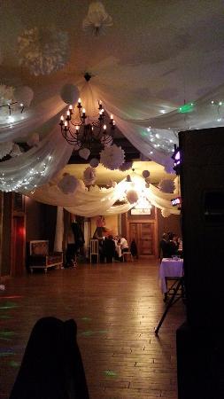 Klimat Sali Tanecznej Picture Of Restauracja Spichlerz Olsztyn