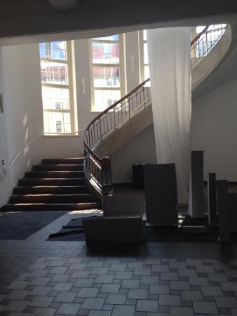 Bauhaus-Universitat: холл