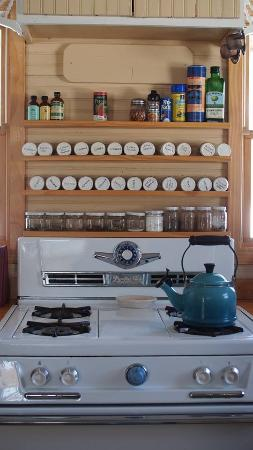 Biwabik, MN: View of kitchen