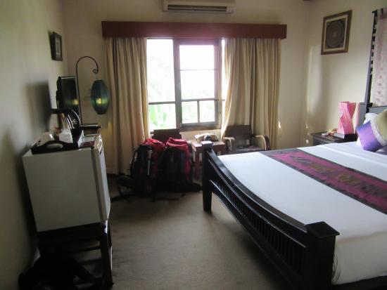 Karinthip Village: Zimmer