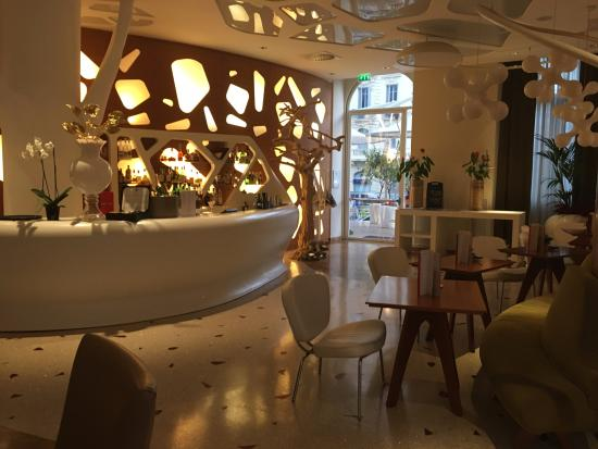 Boscolo Exedra Nice: bar
