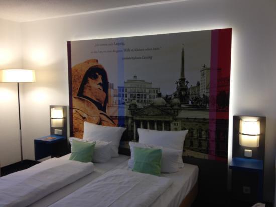 Ibis Styles Leipzig: Tolle Betten
