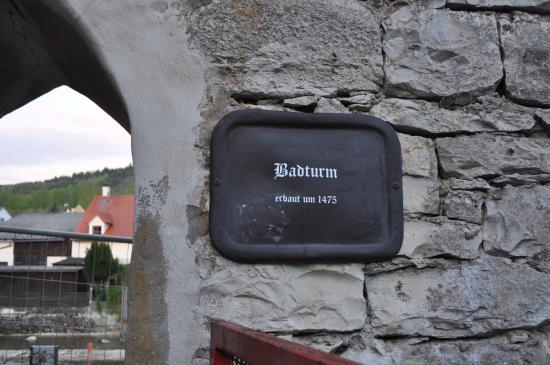 Berching, Γερμανία: Крепость