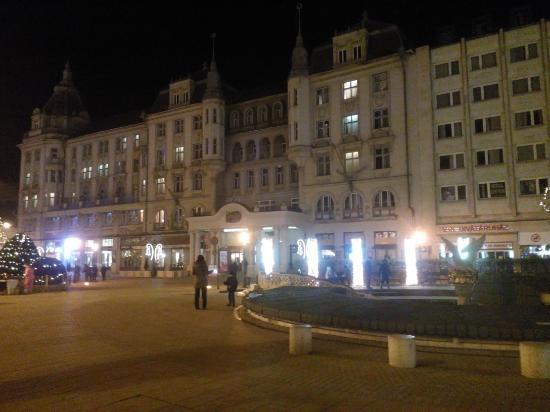 Photo of Civis Grand Hotel Aranybika Debrecen