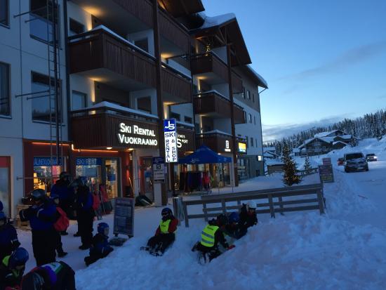 Levi Tourist Office Foto