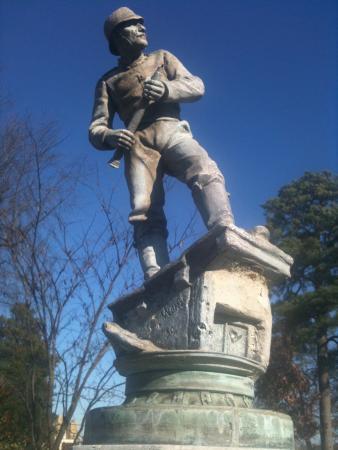 Mount Holly Cemetery: Blue Sky