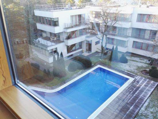 Palanga Spa Luxury : View from room