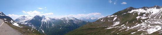 Ulrichen, İsviçre: Nufenen Pass