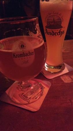 Bar Ristorante Tankard: Varietà di birre buone