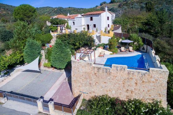 Villa Verekinthos: verekinthos villas