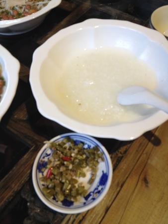 Yangshuo Mountain Retreat: Breakfast