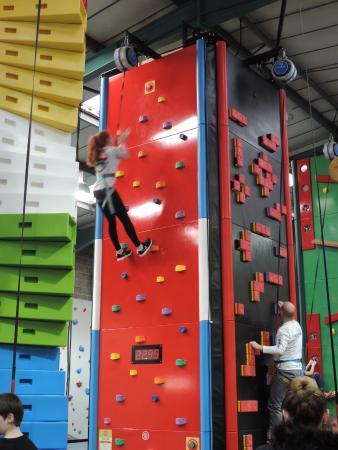 Clip 'n Climb Bristol