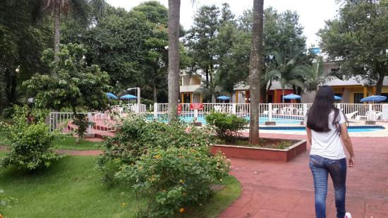 Iguassu Holiday Hotel: 20160103_193932_large.jpg