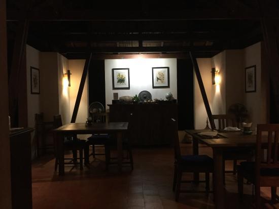 Private Tables In The Restaurant Picture Of La Sala Ko Yao Noi - Private table restaurant