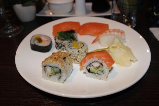 Mr. Cherng: Sushi Variationen