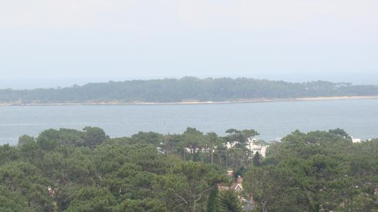 Yoo Punta Del Este: vista ilha Gorrit a partir da sacada