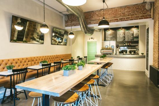 Blank Slate Coffee + Kitchen