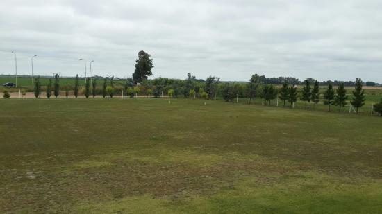 Pergamino, Argentina: Vista desde la habitacion