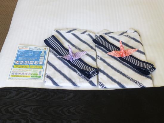 la scrivania - Picture of APA Hotel Shintomicho Ekikita, Chuo ...