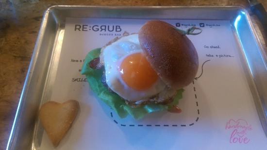 Regrub Burger Bar
