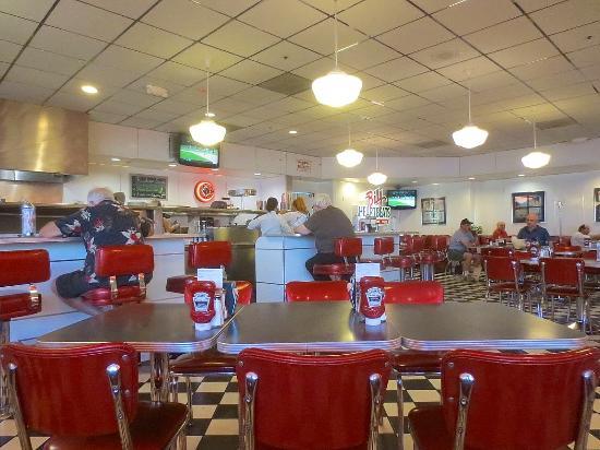 Billy Heartbeats: Interior shot