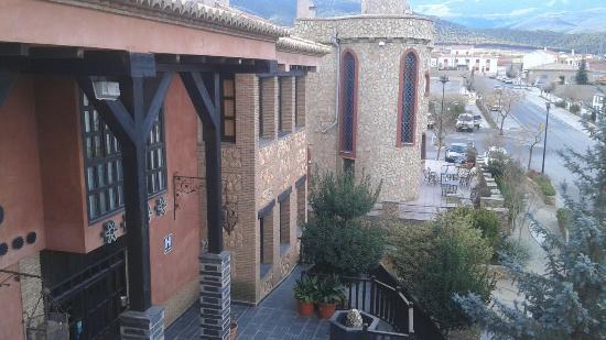 La Calahorra, İspanya: 20160102_103157_large.jpg