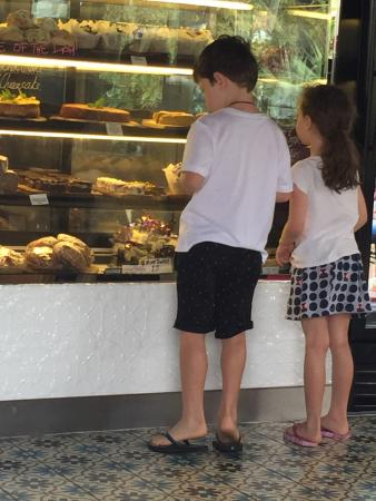 Bargara, Australia: Great coffee, well priced kids breakfast, although not big enough for growing boy 6years old, wo