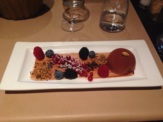 Zita Restaurant : Chocolade bom