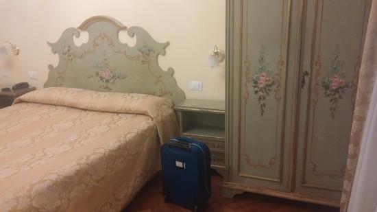 Hotel Malibran: Camera