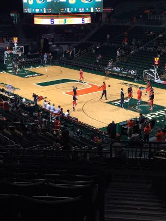 The Watsco Center