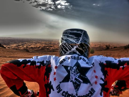 MX-Academy Motocross Enduro Desert ride and Dune Bashing Dubai