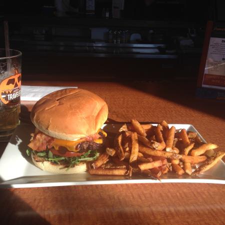Smithfield, RI: Wild Wild West Burger